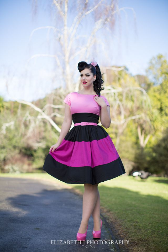 Miss Victory Violet ~ love the dress!!! this dress would be amazing in blues, greens, purples or yellows