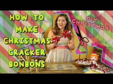 Make your own Christmas Crackers! Kids Christmas Craft, xmas bonbons www.beetlebottoms.com