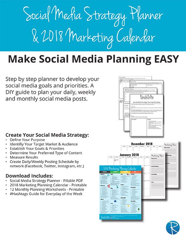 Digital Download Use Our Step By Step Planner To Develop Your