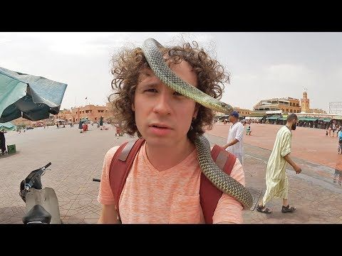 """Explorando los legendarios callejones de MARRUECOS! - VER VÍDEO -> http://quehubocolombia.com/explorando-los-legendarios-callejones-de-marruecos    Caminamos por callejones, usamos una serpiente de sombrero y aprendemos sobre la cultura marroquí. Esta aventura estará me emociona demasiado… * Canción de """"Soy un camello"""" – DJ Pand3r mix – Soundcloud de DJ Pand3r  * Música 2: Arabic – Gonzalo..."""