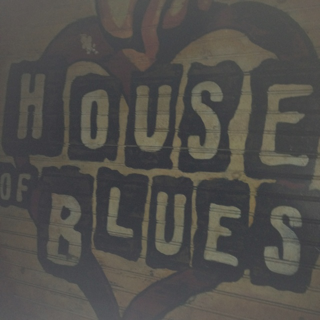 House if Blues, Sunset Boulevard