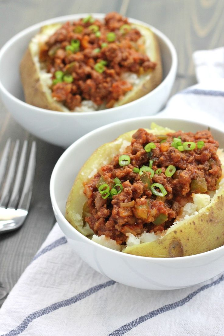 A family dinner favorite! Whole30 sloppy joe bowls are the perfect hearty and fun meal, with all natural ingredients.