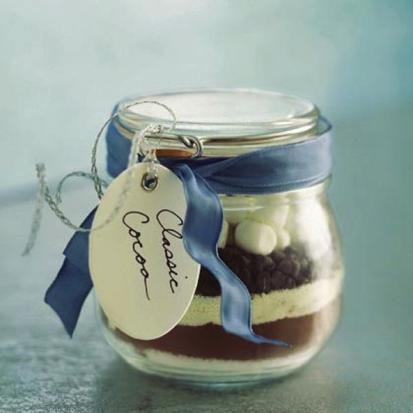 Classic Cocoa Mix in a Jar