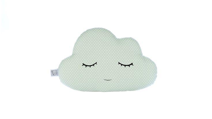 Cloud Pillow - groene Mint met licht grijze Tint, Cloud kussen, Kids kussens, kind kussens, Kids Room Decor, beddegoed van de Baby. door ProstoConcept op Etsy https://www.etsy.com/nl/listing/242119722/cloud-pillow-groene-mint-met-licht