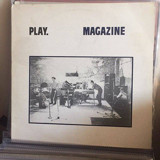 Not my favourite Magazine album, but hell yeah these guys cannot make anything wrong #nowlistening #magazine #howarddevoto #barryadamson #lpcollection
