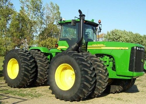 John Deere 9120  9220  9320 9420  9520  9620 Tractors