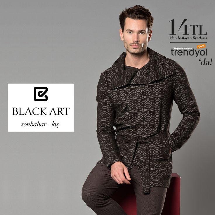 Black Art, erkek giyiminde farklı stil ve tasarımları ile dikkati Çekecek bir koleksiyon sunuyor. Sanatsal Dokunuşları ile Türkiye'nin Trendyol'unda!  #ceket #gomlek #tshirt #pantolon #kaban #mont #triko #fashion #men #sale #man #forsale #kampanya #sanatsaldokunus @trendyol http://goo.gl/Vu4zRu