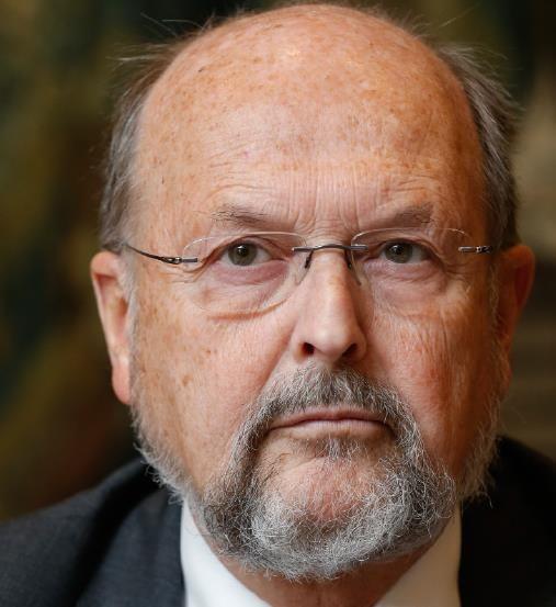 Luc Coene van de nationale bank