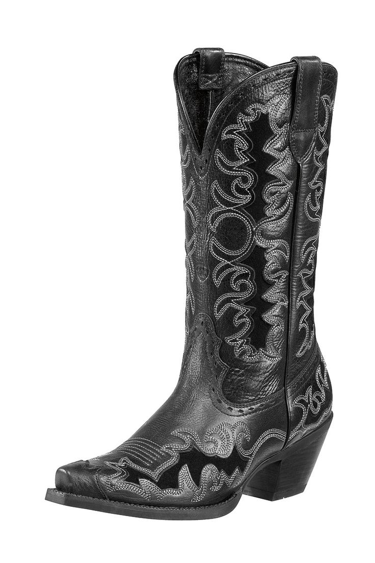 Ariat Dandy Boot in Black $189.95