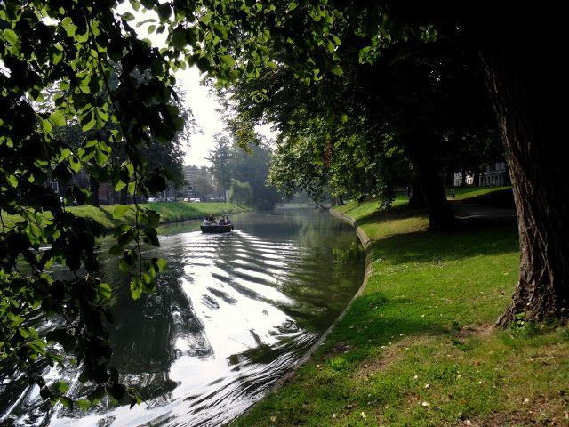 Singel Canal in Utrecht
