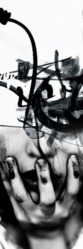 Abstract Girl - Antonio Mora