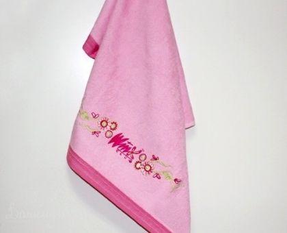 Купить набор полотенец детский WINX от производителя Tac (Турция)