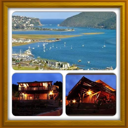 8 Sleeper: Private Self catering holiday accommodation in Knysna with amazing views!