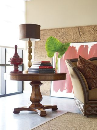 """""""It's all in the look."""" Create personal spaces in you home. It's easy and our designers can help you pull it all together. Visit us today."""