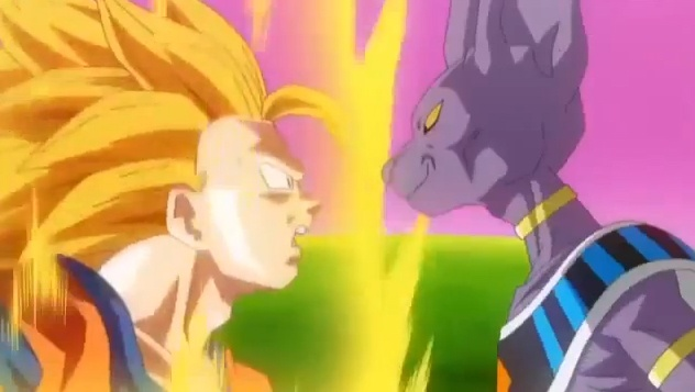 [Video] Se filtra pelea de Gokú en #DragonBallZ: Battle of Gods.