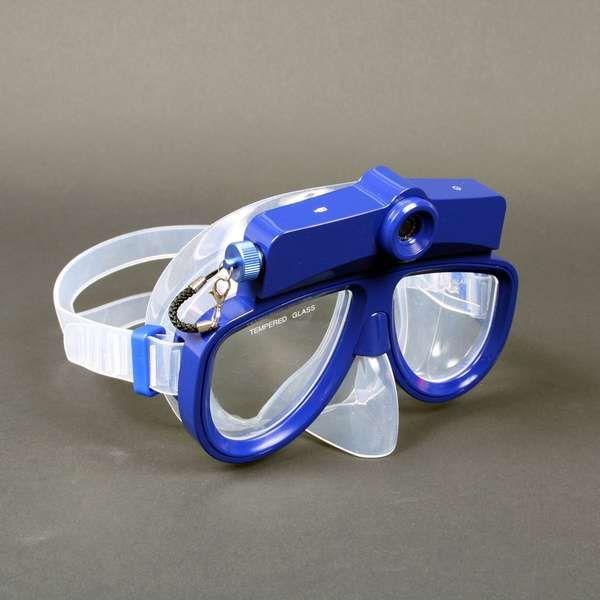 Aquatic Recording Eyewear