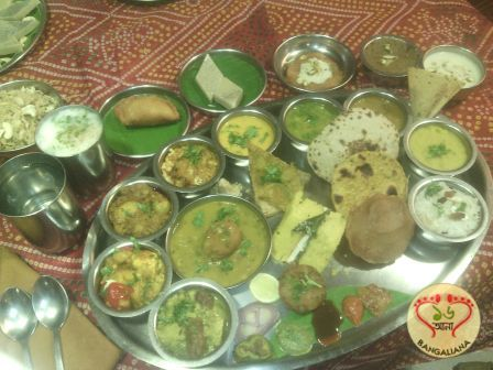 Khandani Rajdhani has come up with a special Diwali Thali to appease to the taste buds of the customers.
