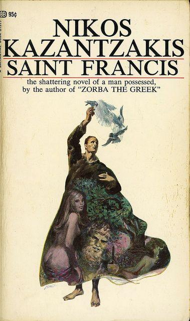 Saint Francis- Nikos Kazantzakis