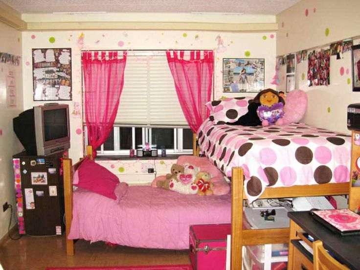 College Girl Room Ideas: 92 Best Images About Cute Dorm Room Ideas On Pinterest