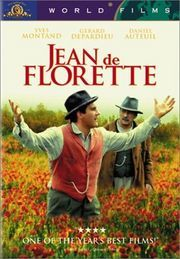 Beautifully filmed French language film set in the Luberon, Provence, France. Watch this along with its sequel, Manon des Sources and watch the villains get their just reward.