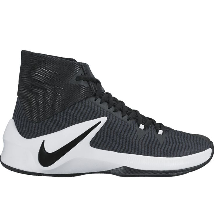 nike mens zoom clear out basketball shoes size 9 .