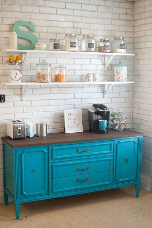 www.thecottagemarket.com love the color of the buffet