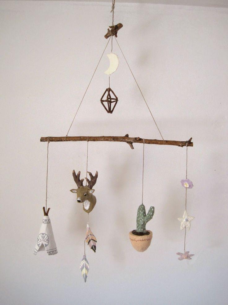 Guirlande Decorative En Papier Chambre Fille