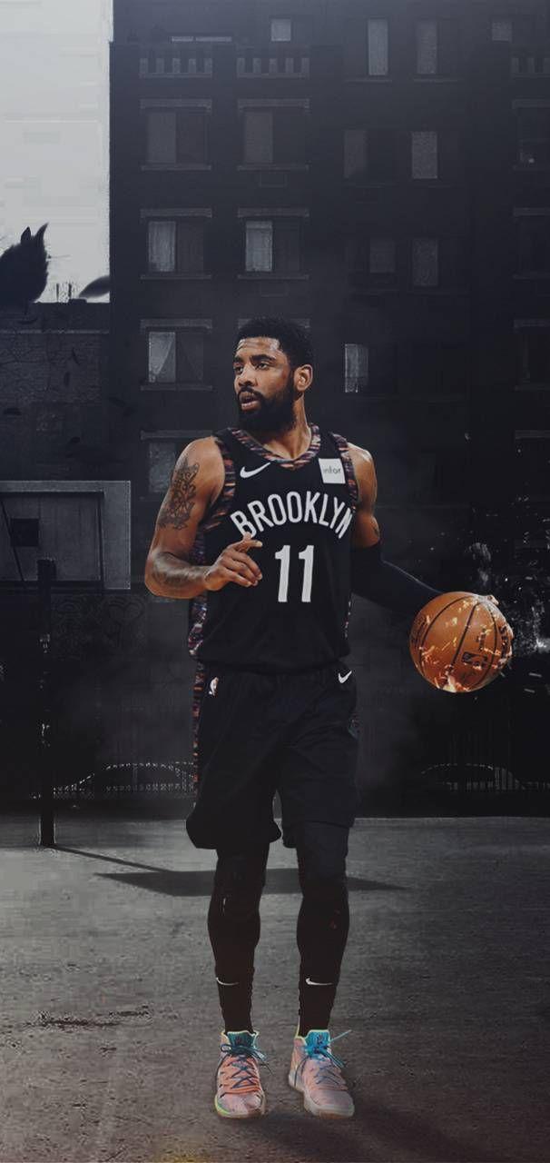 Brooklyn Nets Wallpaper Kyrie Irving Basketball Players Nba Kyrie Irving Nba Players