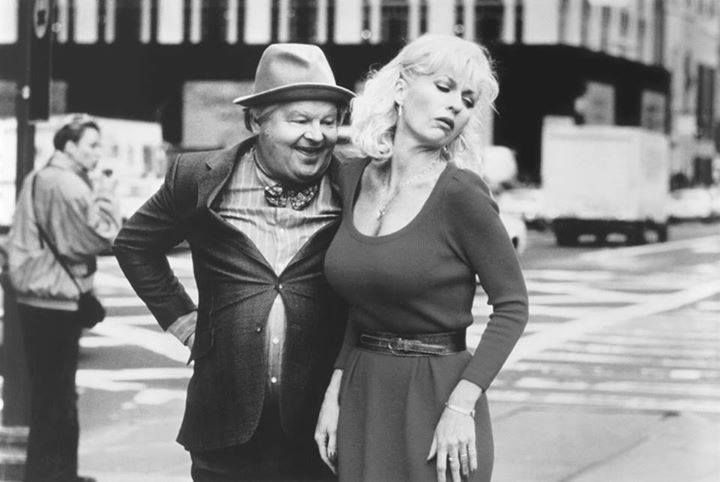 Benny Hill being Benny Hill