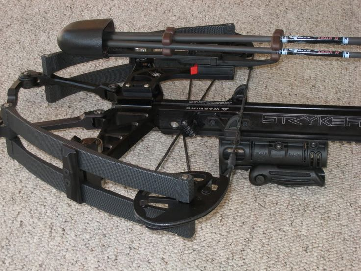 Bowtech Strykeforce Crossbow For Sale