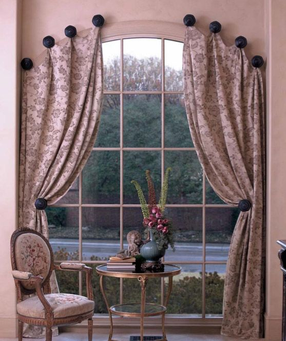 Make Your Home Beautiful With The Drapery Hardware Ideas | Home ...