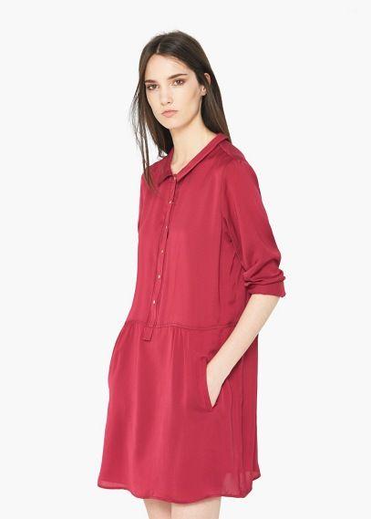 Vestido camisero | MNG