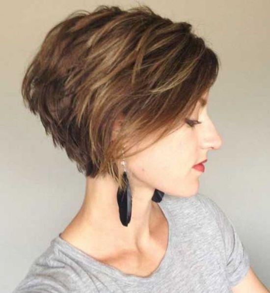 Причёски для тонких волос: виды укладки, возможности укладки, правила