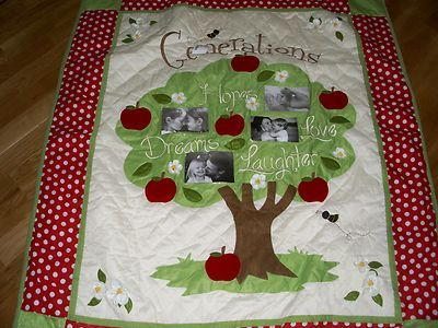 35 Best Images About Tree And Leaf Quilts On Pinterest