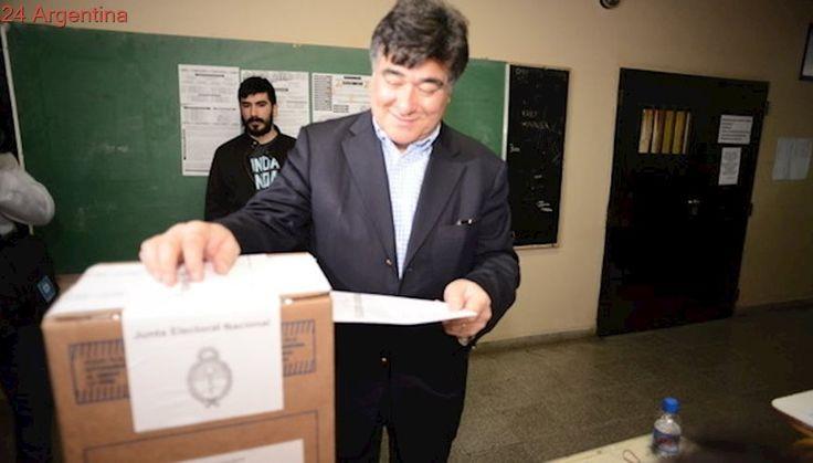 """Elecciones 2017: Carlos Zannini dijo que Julio De Vido es víctima de una persecución"""""""