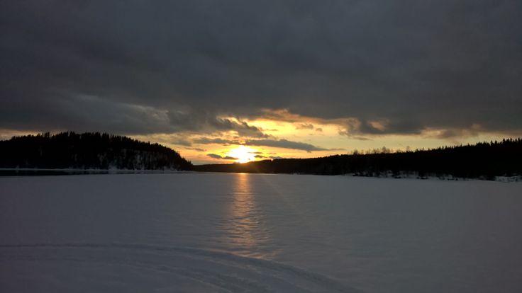 Sunset by Erita Maki on 500px