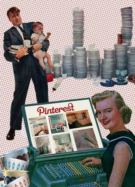 Pinterest vintage humor