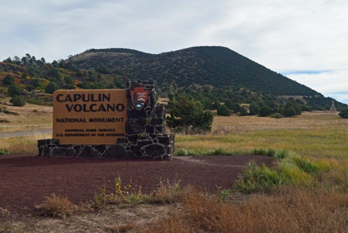 If you stand atop the 8,182-foot high Capulin Volcano in Union County, in the northeastern part of the state, you can see five states: Oklahoma, Colorado, Kansas, Texas, and, of course, New Mexico