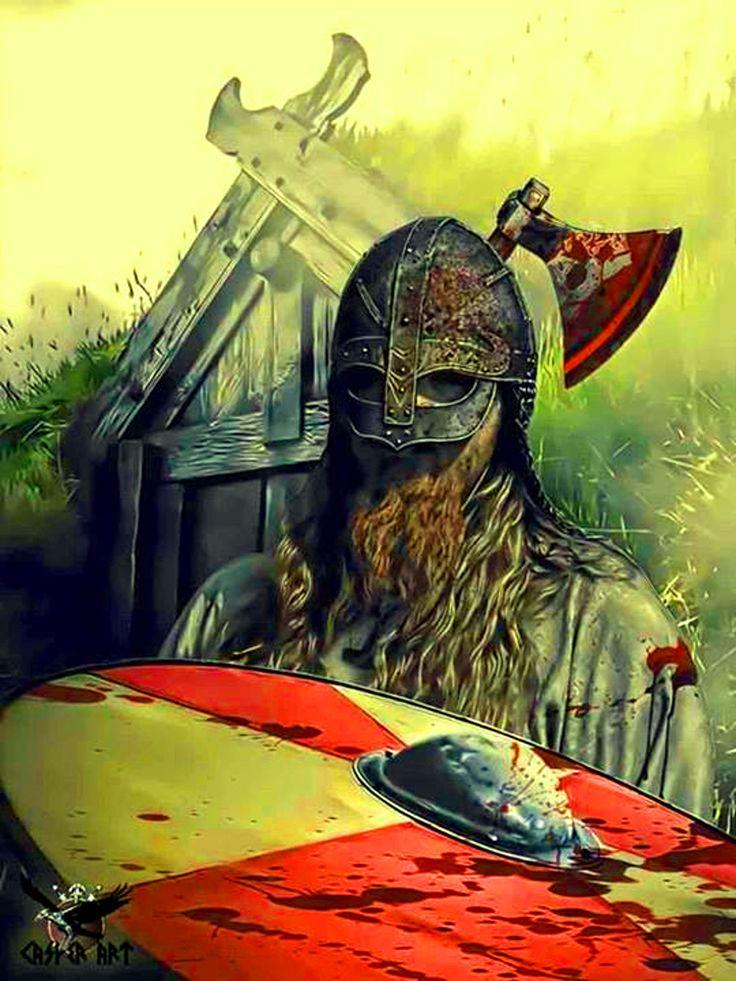 312 bästa bilderna om Viking War Art på Pinterest ...