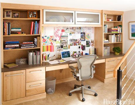 1000 images about office spaces on pinterest house for Garage home office