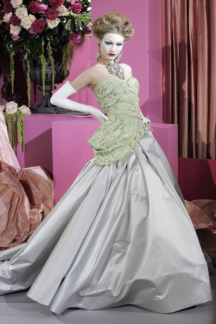 Vistoso John Galliano Wedding Dresses Regalo - Ideas de Vestidos de ...