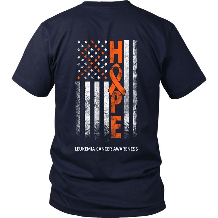 Leukemia Awareness - Hope Flag