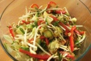 Thai salátaöntet recept - Mártások és szószok