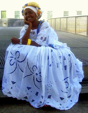 Traditional Brazilian Dress | photo size: medium 640