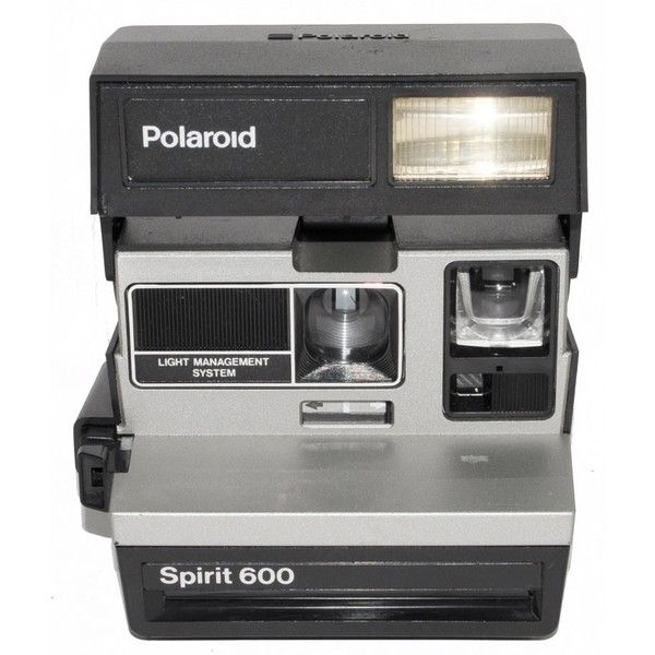 Camara Instantanea Polaroid Spirit 600 . Funciona Ok - $ 275.00 ❤ liked on Polyvore featuring camera, photo and filler