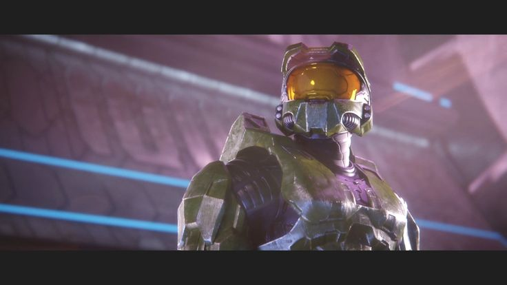 Master Chief Halo 2 Anniversary Cutscenes Remastered by Blur Studios [10...