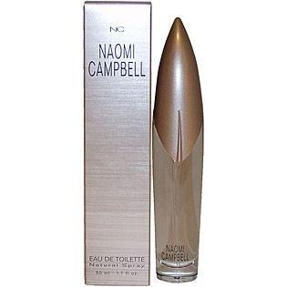 Naomi Campbell Perfume For Women EDT 1.7 Oz. Naomi Campbell By Naomi Campbell For Women EDT 1.7 Oz
