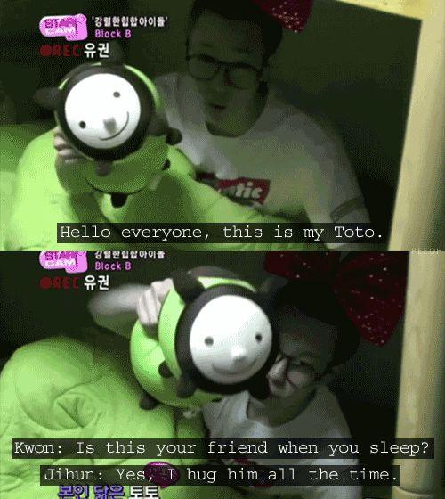 block+b+po+toto | Block B Seven Minutes in Heaven~ - Seven Minutes with Jihoon (P.O ...