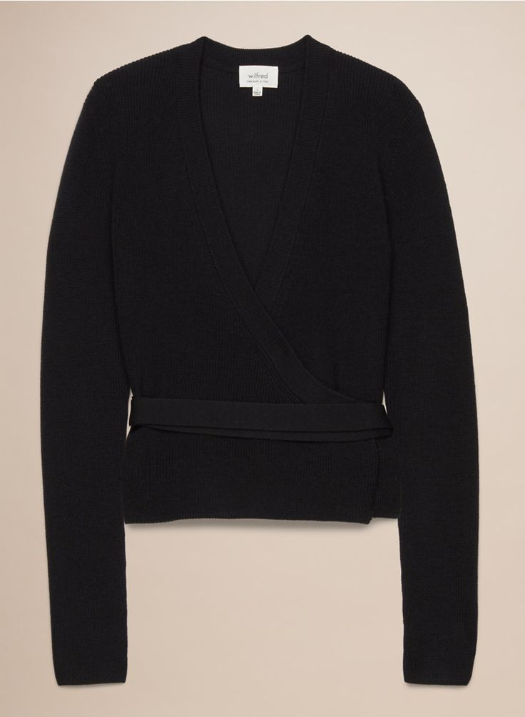 Wilfred MANSET SWEATER | Aritzia