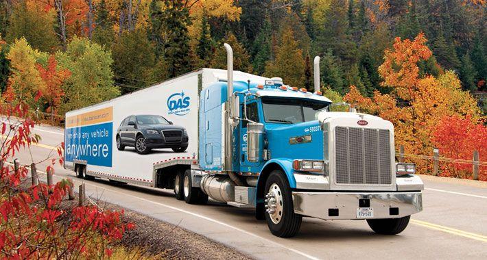 Auto Transport Company   DAS   Dependable Auto Shippers